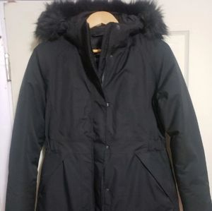Womens Northface Parka perfect condition